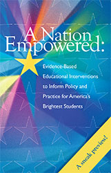 A Nation Empowered