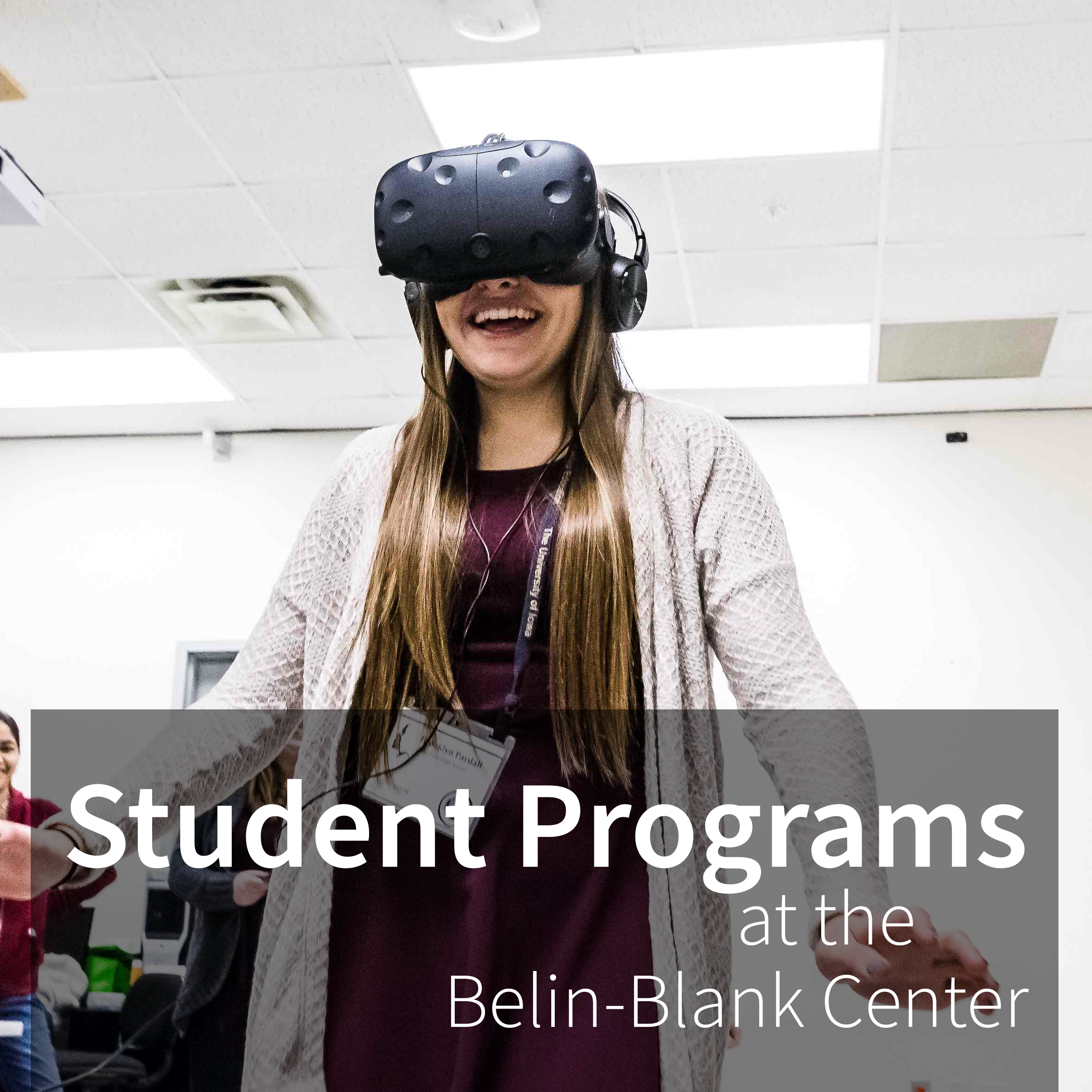 Student Programs at the Belin-Blank Center